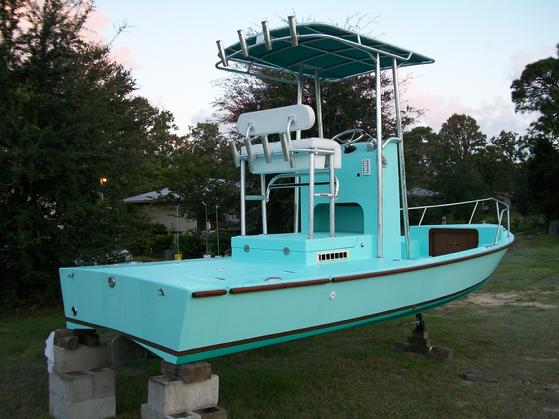Tunnel Hull Flats Boats Bateau2 - builder forums • view topic ...